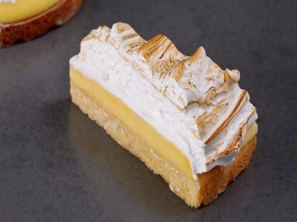 De Citroen Meringue taart van Dudok is er weer!